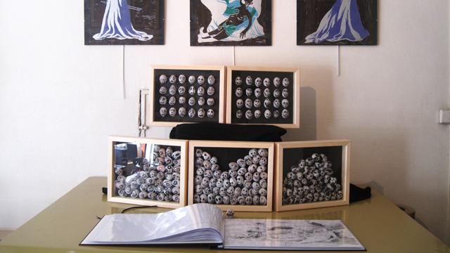 Art&Facts –  Installation 01